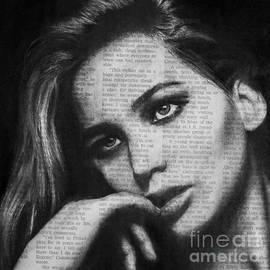 Michael Cross - Art in the News 36- Jennifer Lawrence