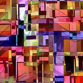 Ginny Schmidt - Artificial Boundaries
