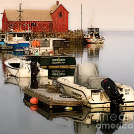 Artistic Rockport by Jerry Fornarotto