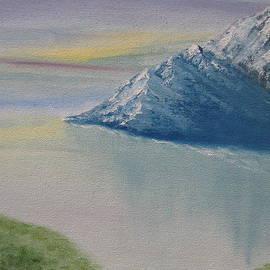 Sayali Mahajan - As Big As The Mountain