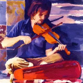 John Haldane - Asheville Street Concerto