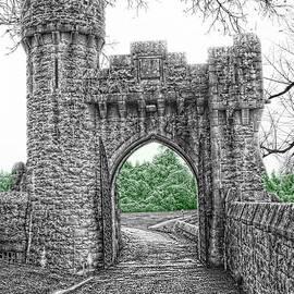 Ashford Castle Bridge by Kelly Schutz