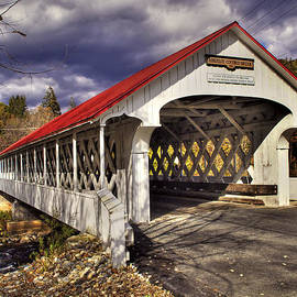 Jeff Stallard - Ashuelot Bridge 01