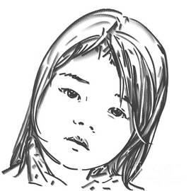 Olimpia - Hinamatsuri Barbu - Asian girl