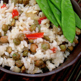 Asian Hoppin' John by James Temple