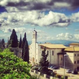Assisi. San Francesco Place