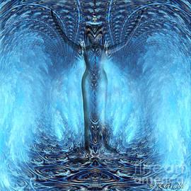 Giada Rossi - Astarte - surreal art by Giada Rossi