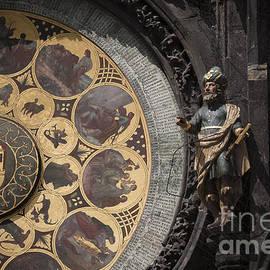Maria Heyens - Astronomical Clock Prague