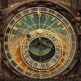 Shirley Radabaugh - Astronomical Clock