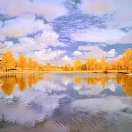 At a lake by Igor Aleynikov