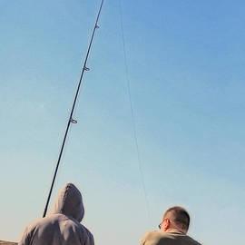 Karol Livote - At Fishing