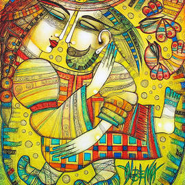 At Last I Found You by Albena Vatcheva