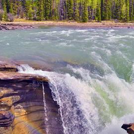 Tara Turner - Athabasca Falls