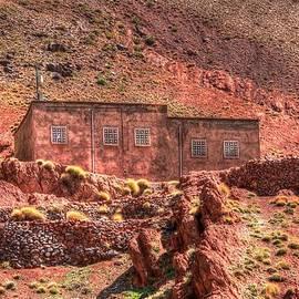 Sophie Vigneault - Atlas in Morocco