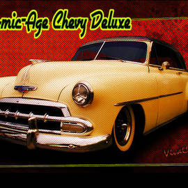 Atomic-Age Chevy Deluxe by Chas Sinklier
