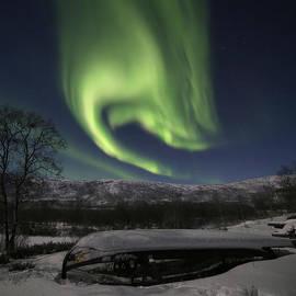 Pekka Sammallahti - Aurora Garland