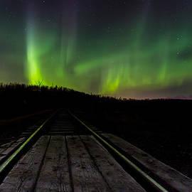 Sam Amato - Aurora Railroad Tracks