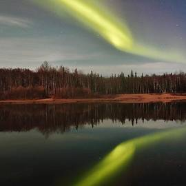 David Broome - Aurora Reflections