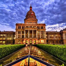 John Maffei - Austin Capitol at Sunset