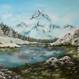 Jean Walker - Austrian Lake