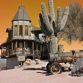 Authentic Ghost Town by Beverly Guilliams