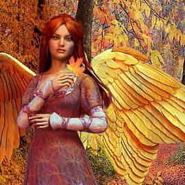 Suzanne Silvir - Autumn Angel 2