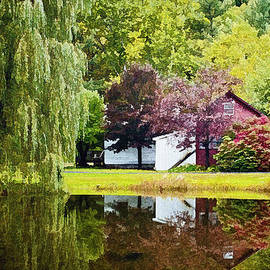 Priscilla Burgers - Autumn Beauty at Weston Vermont