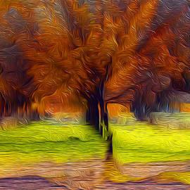 Autumn Blaze by Joe Paradis