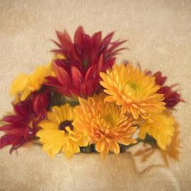 Autumn Bouquet by Kim Hojnacki