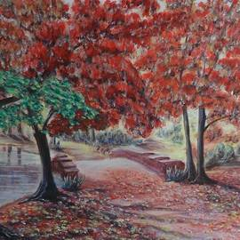 Autumn Charm by Brendan Ludlow