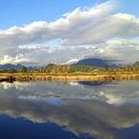 Ian Mcadie - Autumn Cloudscape
