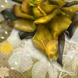 Autumn Flower by Eleni Synodinou
