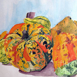 Sandy McIntire - Autumn Gourds