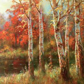 Georgiana Romanovna - Autumn Grace