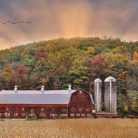 Lori Deiter - Autumn in Wellsboro
