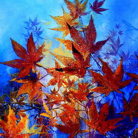 Autumn Joy by Hanne Lore Koehler
