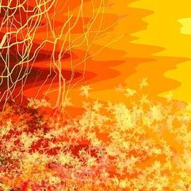 Boghrat Sadeghan - Autumn Leaves