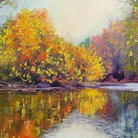 Bonnie Mason - Autumn on the River