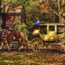 Joann Vitali - Autumn Ride
