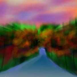 Frank Bright - Autumn Road
