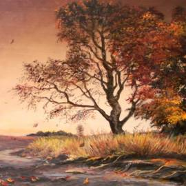 Autumn Simphony in France  by Sorin Apostolescu