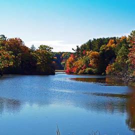 Aimee L Maher Photography and Art Visit ALMGallerydotcom - Autumn Waterway