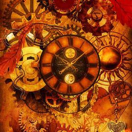Autumnal Equinox 2014  by Putterhug  Studio