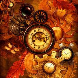 Autumnal Equinox by Putterhug  Studio