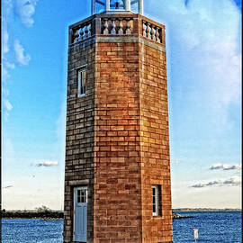 Mike Martin - Avery Point Lighthouse