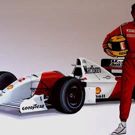 Paul Meijering - Ayrton Senna