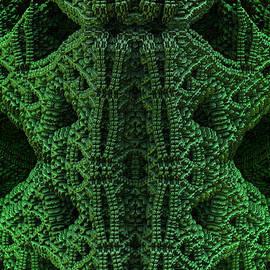 Azteca Verde by Anthony Weinedel