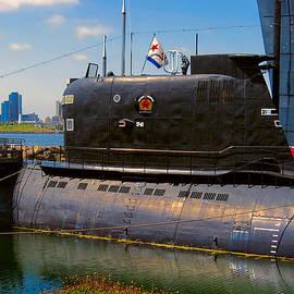 B-427 Scorpion Submarine Long Beach Ca by Wendy J St Christopher