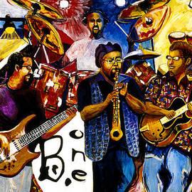 Everett Spruill - B. One Jazz Band featuring Erly Thornton