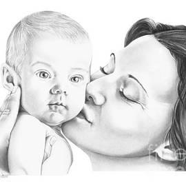 Baby Kiss by Murphy Elliott